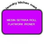 setrika roller mesin laundry