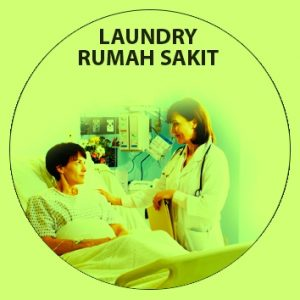 Paket laundry rumah sakit