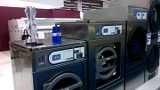 Mesin laundry wet cleaning domus