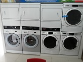 PROMO MESIN LAUNDRY STACKING WASHER DRYER