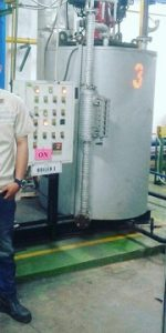 MESIN BOILER UAP FOR LAUNDRY/GARMENT/INDUSTRI