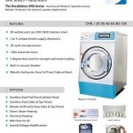 DURABLELUX MESIN WASHER EXTRACTOR LAUNDRY