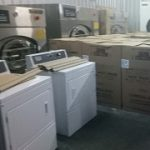 KREDIT DRYER GAS LAUNDRY