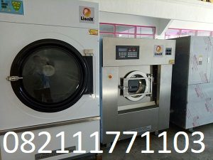 KREDIT MESIN LAUNDRY LIONIX