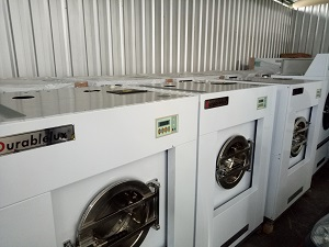 TENDER MESIN LAUNDRY