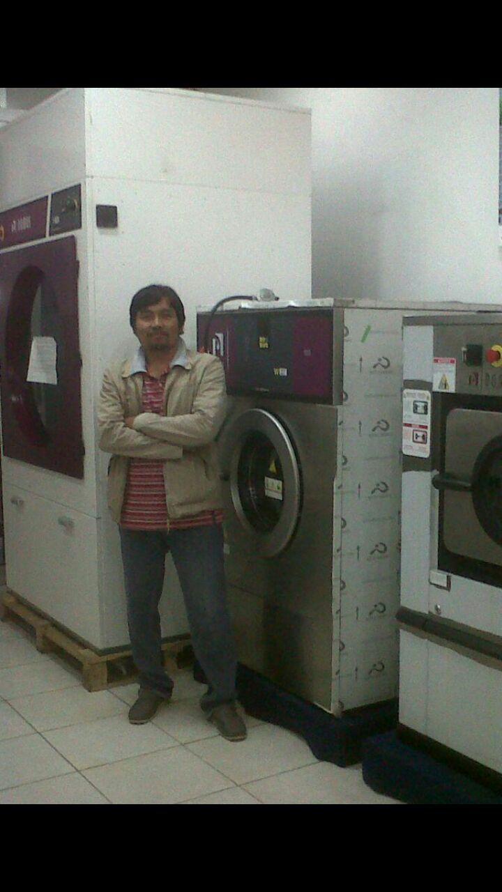 mesin laundry domus