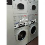 MESIN LAUNDRY STACK KOIN PRIMUS